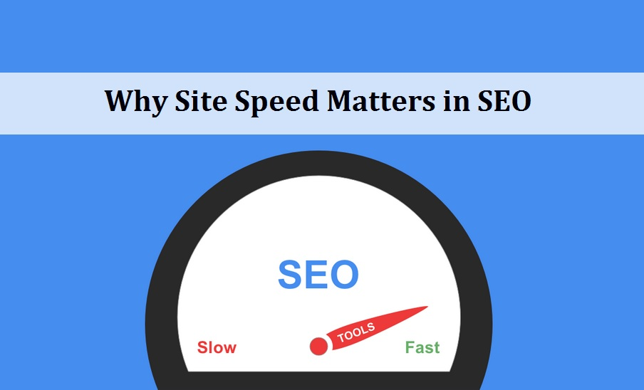 Why Site Speed Matters in SEO