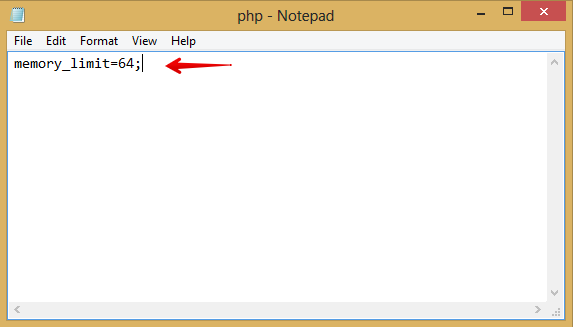 Make a php.ini File_image