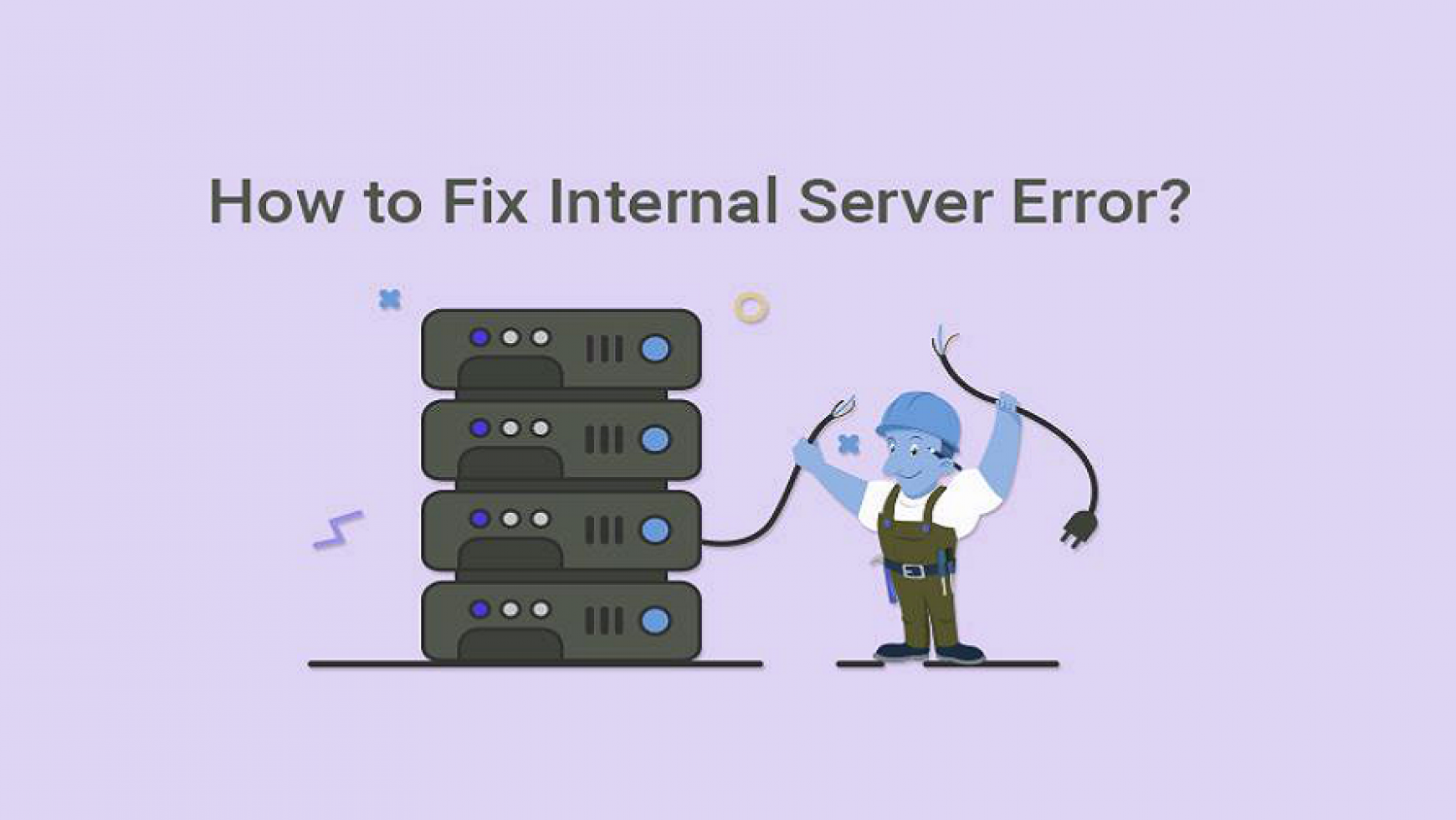 Learn How to Easily Fix the 500 Internal Server Error In WordPress site